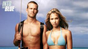 Into The Blue &#8211; Paul Walker And Jessica Alba Photoshoot